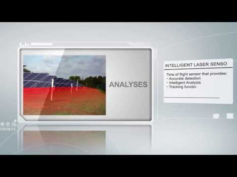 REDSCAN laser sensor features video