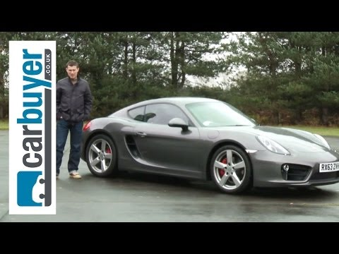 Porsche Cayman 2013 review - CarBuyer