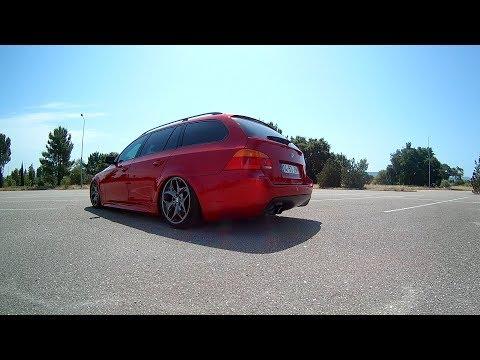 Teaser BMW 535D 815NM -