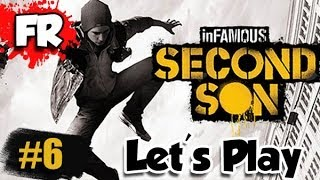 FR INFAMOUS SECOND SON PS4 Let's Play / Gameplay