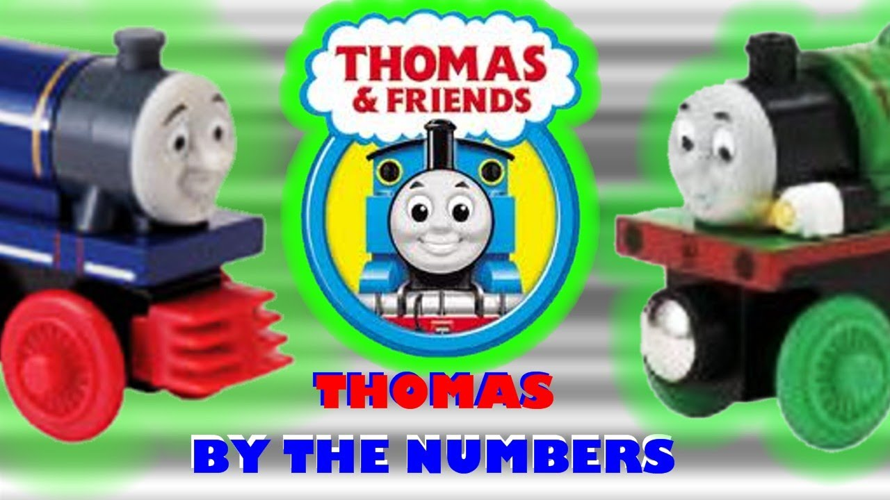 thomas the tank engine characters names and numbers
