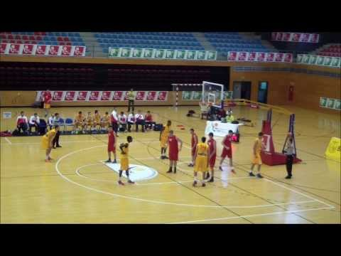 Basque Country vs Spain; Aitor López #12(redshirt)