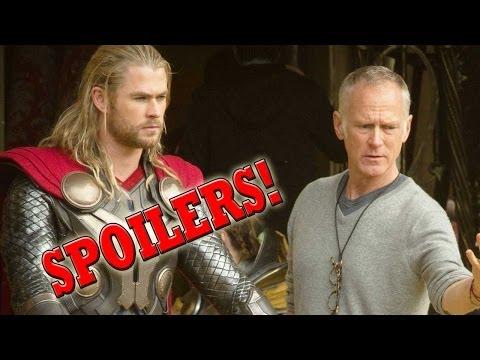 THOR: THE DARK WORLD Director Hates End-Credits Scene SPOILERS!