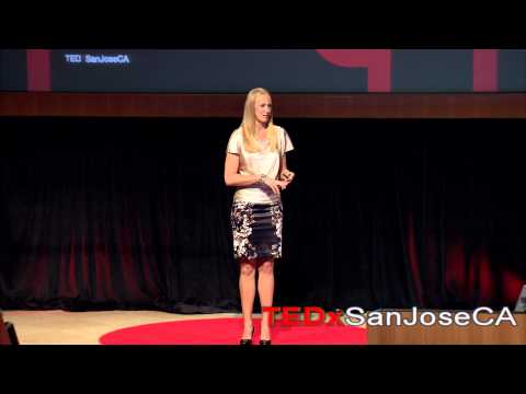 My Golden Heart:  Dana Vollmer at TEDxSanJoseCA Women
