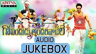 Govindudu Andarivaadele Songs Jukebox – Ram Charan , Kajal