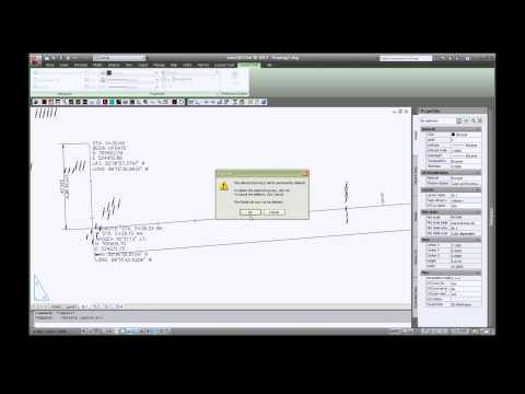 AutoCAD Civil 3d 2012 - Dimension and Sheet Setup