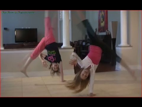 Cartwheels -How to Cartwheel for Gymnastics, Dance, Cheerleading - Aerial