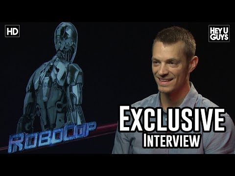 Joel Kinnaman Interview - RoboCop