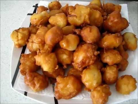 Jak zrobić potrawę chińską - kulki w cieście