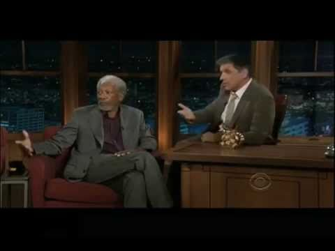Best Morgan Freeman impression EVER