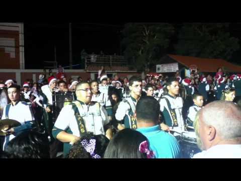 Banda Escolar de Lajas - Show de Percusión (2011)
