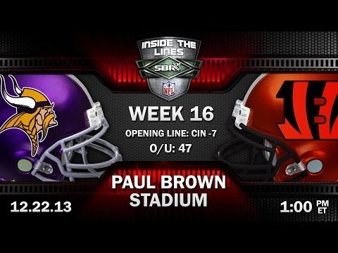 Minnesota Vikings vs Cincinnati Bengals NFL Week 16 Preview | 2013 NFL Picks w/ Troy West, Loshak