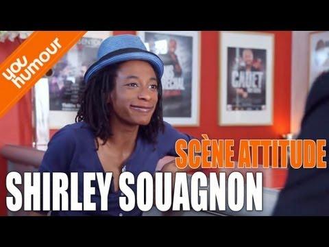 Interview de Shirley Souagnon- Scène Attitude