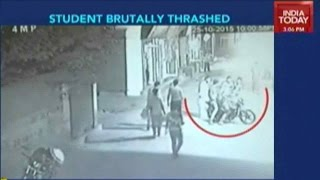 IT - Caught On Camera: Boy Assaulted Over Minor Accident