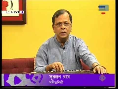Suranjan Roy: Tara Muzik - Aaj Sakaaler Aamantrane 28.10.13 Part 1