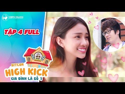 Gia đình là số 1 sitcom | tập 4 full: con trai Thu Trang bị Yumi