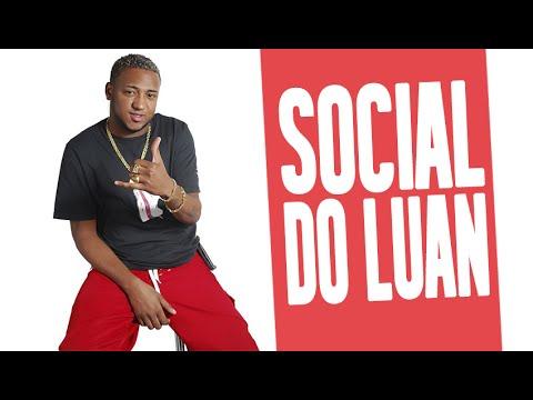 MC Luan - Social do Luan - Musica nova 2014 (DJ Victor Falcão) Lançamento 2014