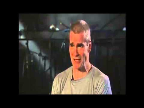 Henry Rollins talks on internet