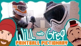 Will & Greg Show: Paintball Pictionary (Ep. 7)