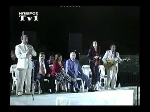 Giota Griva Dimotika TV1 01 HPEIROS 09 02 2008