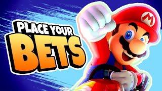【 Mario Kart 8 Deluxe 】Switch Sponsor Live Stream!