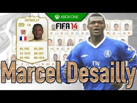 FIFA 14 | Legend Review | Marcel Desailly !