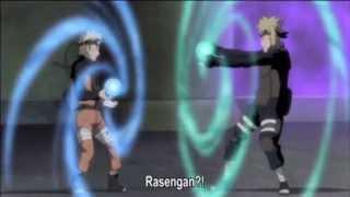 Naruto Super Rasengan