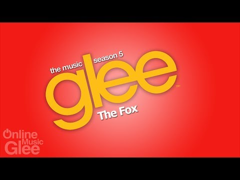The Fox (What Does The Fox Say?) - Glee [FULL HD STUDIO]