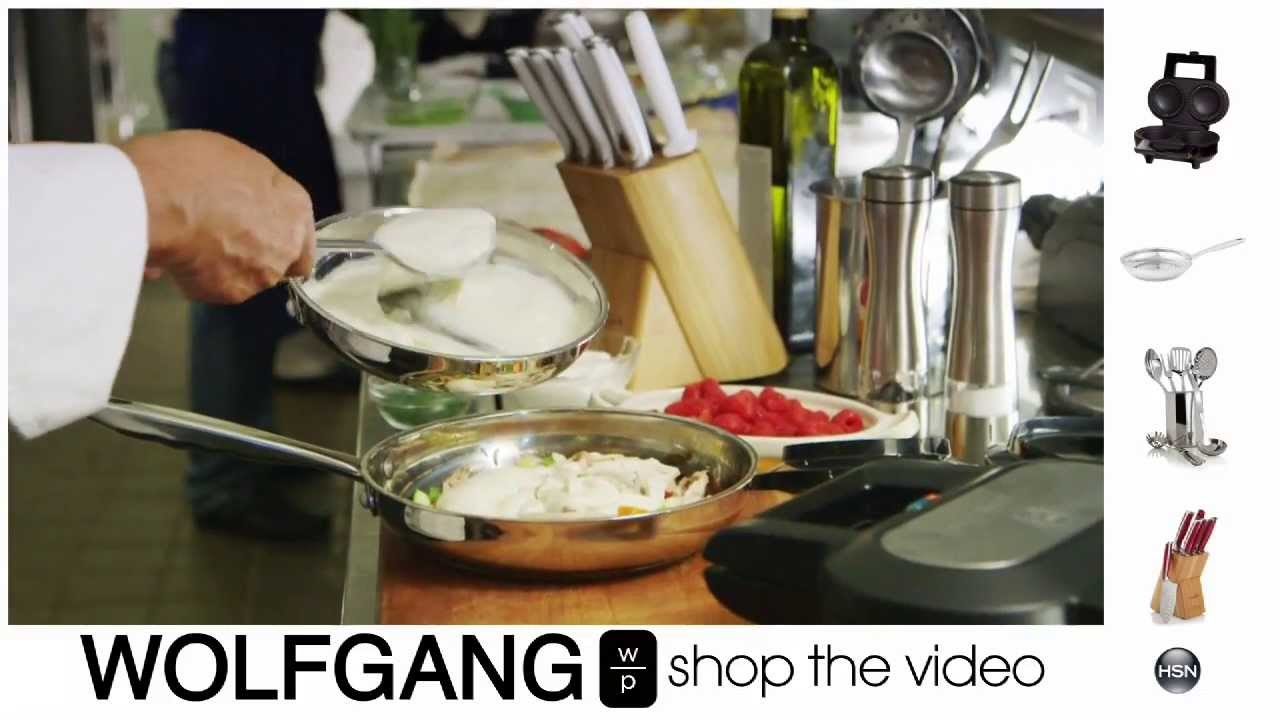 for Wolfgang puck pie maker recipes