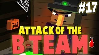 Minecraft: INTRODUCTION TO WITCHERY! - Attack of the B-Team Modpack Ep.17