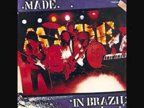 Eu quero mesmo é tocar - Made in Brazil