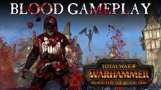 Total War: WARHAMMER - Blood For The Blood God Játékmenet