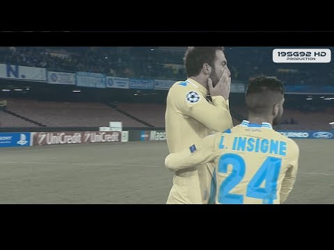 Gonzalo Higuain ► Don't Cry | Goals & Skills - SSC Napoli 2013/14 HD