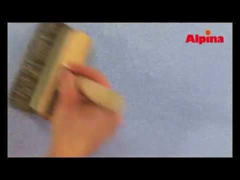 Caparol - Alpina - lakier do efektu spekan