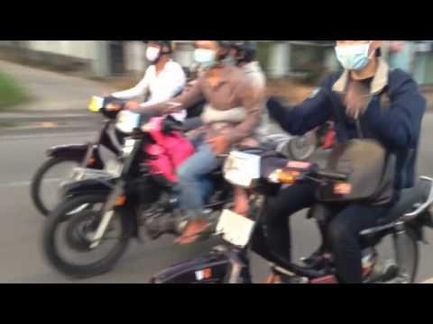 Đoàn bão VietNam RacingBoy tiến về Vũng Tàu 2 9 2014