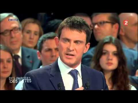 Manuel Valls face à Alain Finkielkraut - DPDA