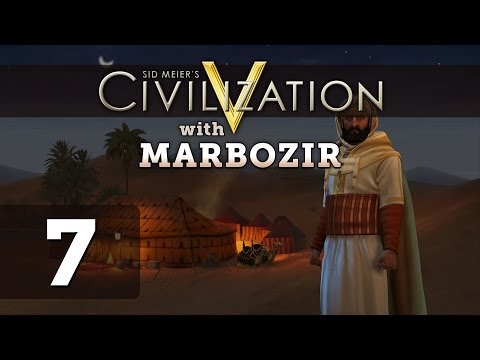 Civilization 5 Brave New World Deity Morocco Let's Play - Part 7