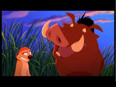 Le roi lion 3 la rencontre de timon et pumba fran ais - Le roi lion les hyenes ...