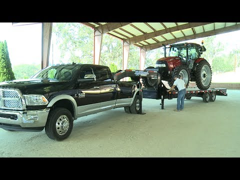 New Suspension Systems for 2014 Ram 2500 and 3500 Trucks