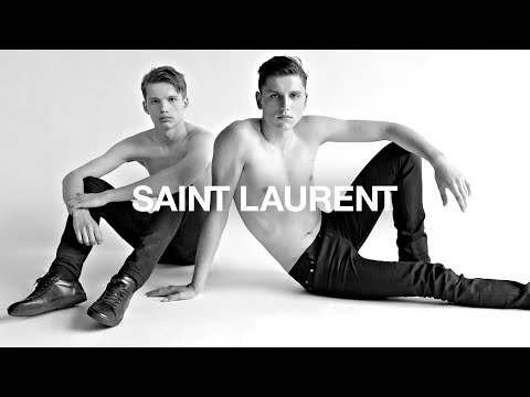#YSL01 BY ANTHONY VACCARELLO - VIDEO 01