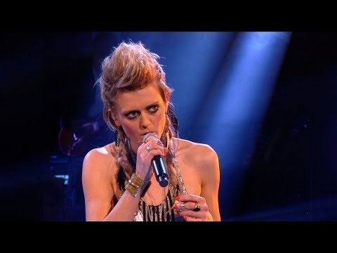 Bo Bruce performs 'Love The Way You Lie (Part II)' - The Voice UK - Live Show 4 - BBC One