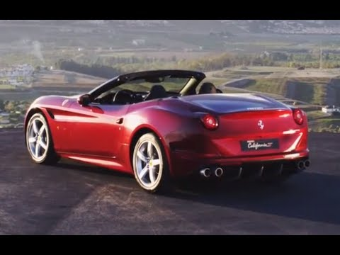 2015 Ferrari California Turbo REVIEW Price $200,000 Video Commercial CARJAM TV 2014