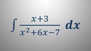 Integriranje racionalne funkcije