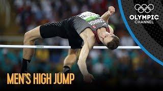 Men's High Jump Final   Rio 2016 Replay