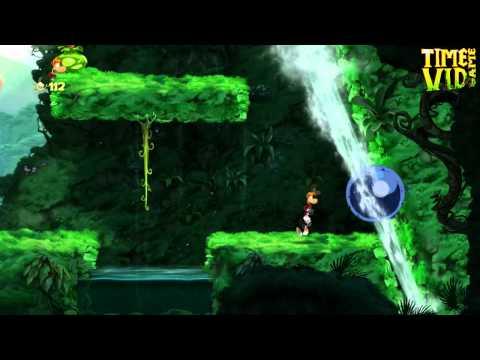 Let's Play Rayman Origins: Начало №1