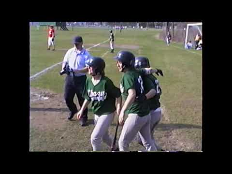 Chazy - Willsboro Softball  4-28-03
