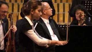 HAYDN - PIANO CONCERTO in D MAJOR COSTINAR XENIA 12 years old part I.avi view on youtube.com tube online.