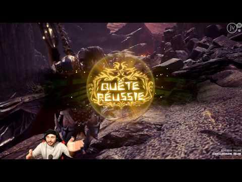 Quête Succès - Monster Hunter World - Les dragons Anciens [EP#14]