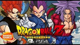 Super Saiyan 4 Trunks Dragon Ball Z : Xenoverse Gameplay