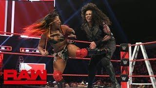 Ember Moon vs. Tamina: Raw, Dec. 10, 2018
